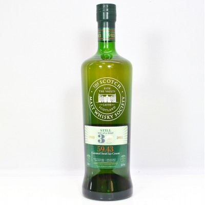 SMWS 59.43 Teaninich 1983 29 Year Old 30th Anniversary