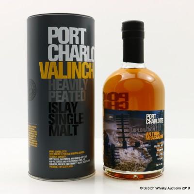 Port Charlotte Valinch 10 Cask Exploration An tuba-Mhasgaigh 50cl