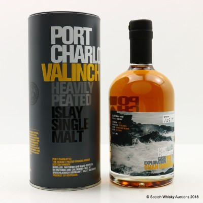 Port Charlotte Valinch 19 Cask Exploration Cuan Dorcha 50cl