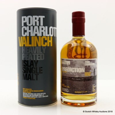 Port Charlotte Valinch 2002 Prediction 50cl