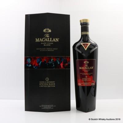 Macallan Rare Cask Black Masters of Photography Steven Klein Edition