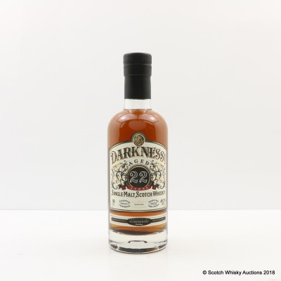 Tobermory 22 Year Old Darkness! 50cl