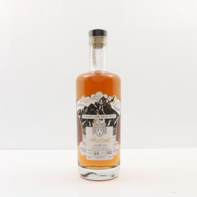Highland Single Malt 8 Year Old Creative Whisky Co