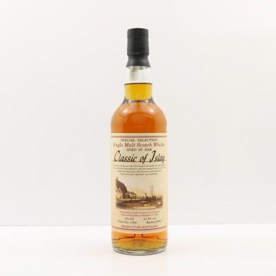 Classic of Islay Vintage Malt Whisky Co Ltd 2017 Release