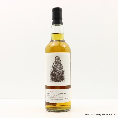 Springbank 24 Year Old Art Of Whisky