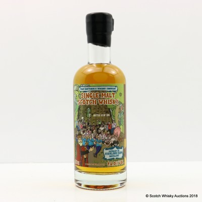 Boutique-y Whisky Co Highland Park Batch #2 50cl
