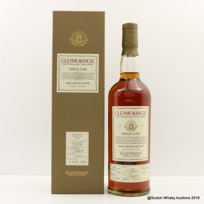 Glenmorangie 1993 Swamp Oak Single Cask #1946 75cl
