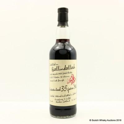 Ballindalloch 35 Year Old Kingsbury & Co