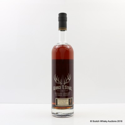 George T Stagg 2017 Release 75cl