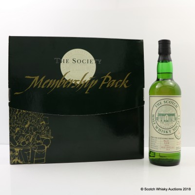 SMWS 1.80 Glenfarclas 1987 10 Year Old with Membership Pack
