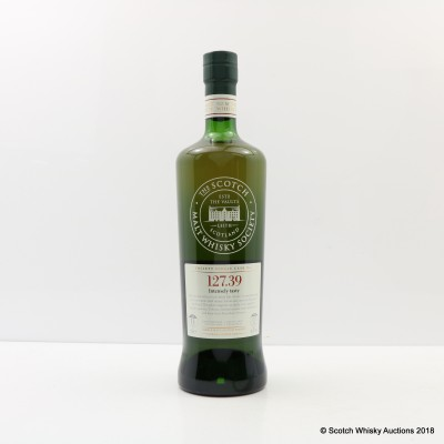 SMWS 127.39 Port Charlotte 2002 11 Year Old