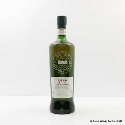 SMWS 37.57 Cragganmore 1987 26 Year Old