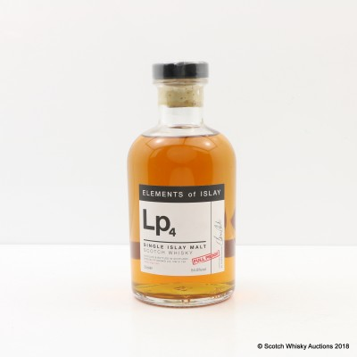 Elements Of Islay Lp4 50cl