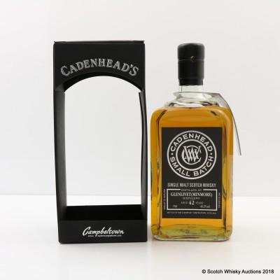 Glenlivet (Minmore) 1973 42 Year Old Cadenhead's