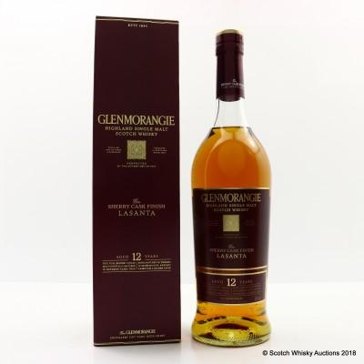 Glenmorangie 12 Year Old Lasanta