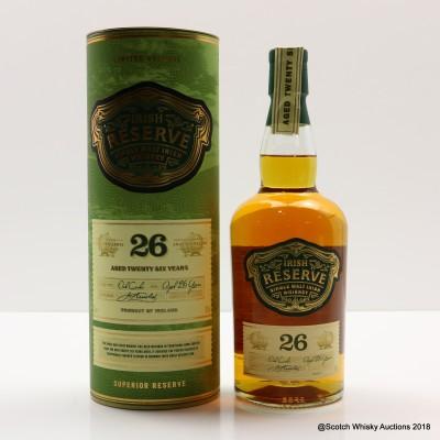 Irish Reserve 26 Year Old