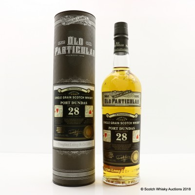 Port Dundas 1988 28 Year Old The Crackerjack Old Particular