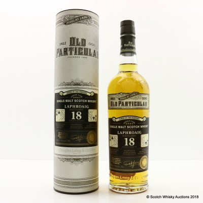 Laphroaig 1998 18 Year Old Queen Of The Hebrides Old Particular