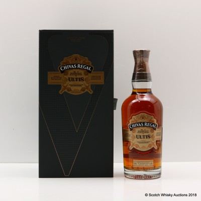 Chivas Regal Ultis Promotional Pack with Video Player