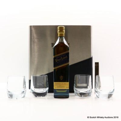 Johnnie Walker Blue Label Porsche Edition