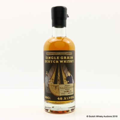 Boutique-Y Whisky Co Carsebridge 52 Year Old Batch #1
