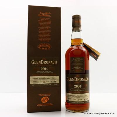 GlenDronach 2004 12 Year Old Single Cask #5523