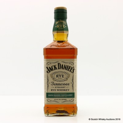 Jack Daniel's Barrel Aged Rye Whiskey 75cl