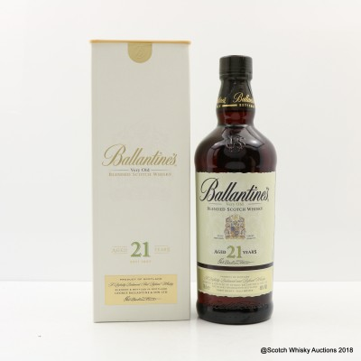 Ballantine's 21 Year Old