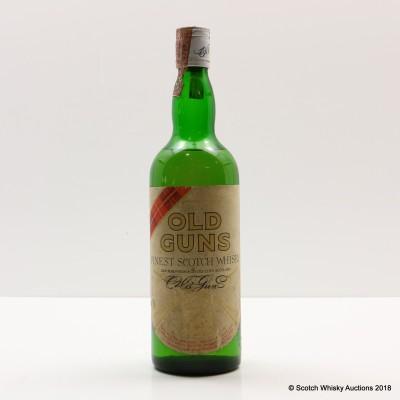 Old Guns Scotch Whisky 75cl