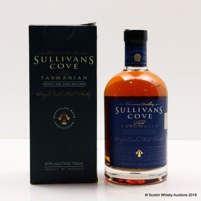 Sullivan's Cove French Oak Cask #HH0429