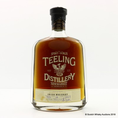 Teeling Whiskey Co 24 Year Old Single Cask #6836