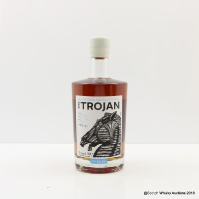 The Trojan 1990 25 Year Old From Exile Casks 50cl