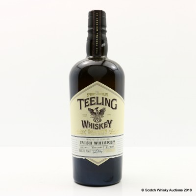 Teeling Whiskey Small Batch Rum Cask Finish