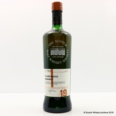 SMWS 78.41 Ben Nevis 1997 19 Year Old