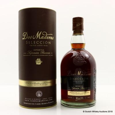 Dos Maderas Superior Reserve Rum