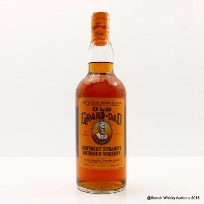 Old Grand-Dad 100° Proof Bourbon 4/5 Quart