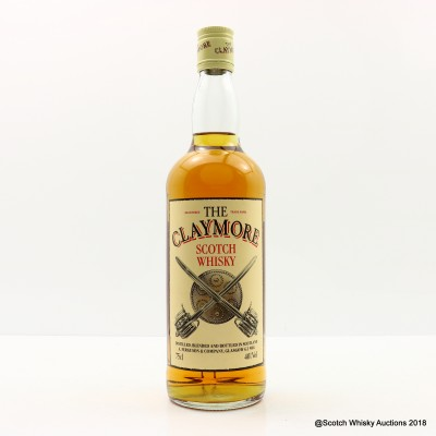 Claymore 75cl