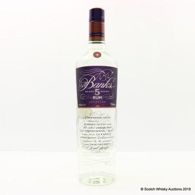 Banks 5 Island Blended Rum