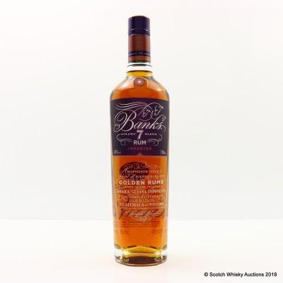 Banks Golden 7 Blended Rum