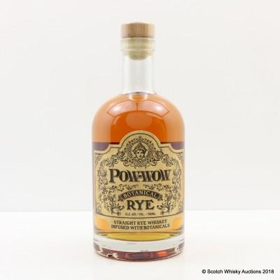 Pow Wow Botanical Rye Whiskey