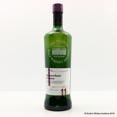 SMWS 96.16 GlenDronach 2006 11 Year Old