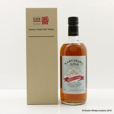 Karuizawa 1999 & 2000 Spirit Of Asama 48%