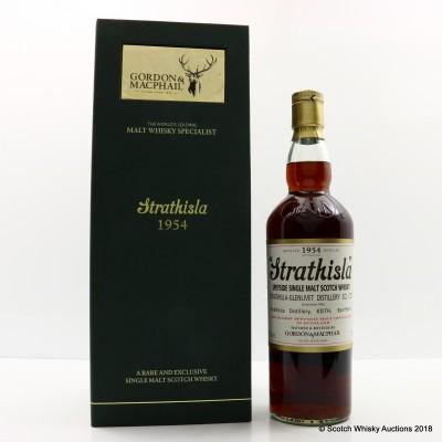 Strathisla 1954 Gordon & MacPhail
