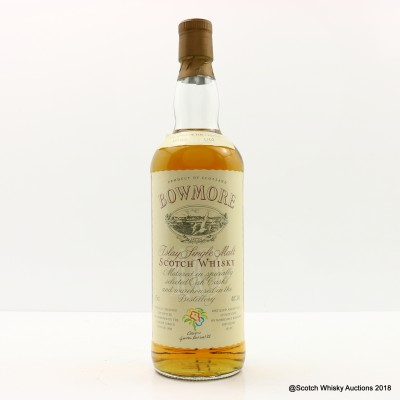 Bowmore 10 Year Old For Glasgow Garden Festival 1998 75cl