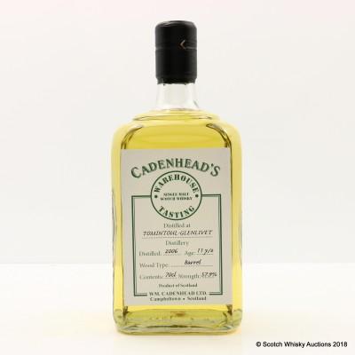 Tomintoul-Glenlivet 2006 11 Year Old Cadenhead's Warehouse Tasting