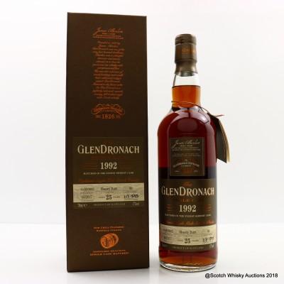 GlenDronach 1992 25 Year Old Single Cask #89
