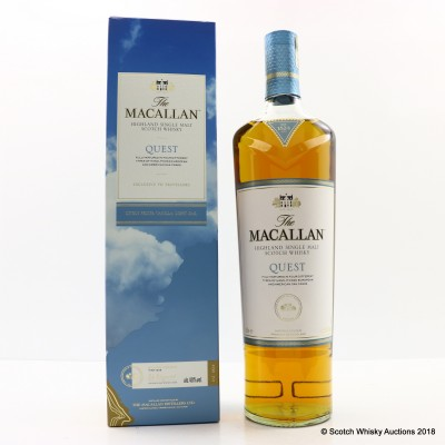 Macallan Quest 1L