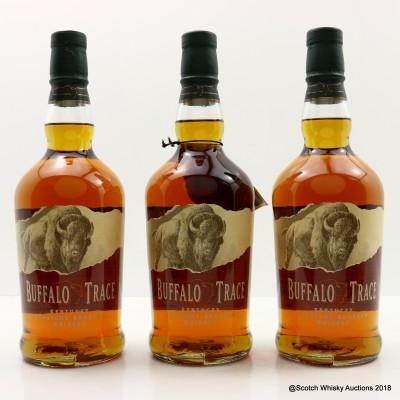 Buffalo Trace 3 x 70cl