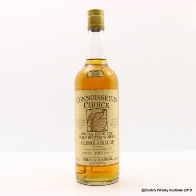 Glenglassaugh 1983 Connoisseurs Choice