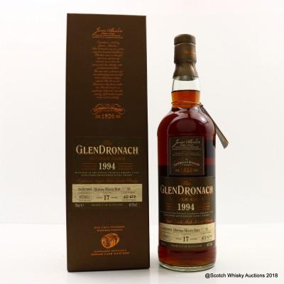 GlenDronach 1994 17 Year Old Single Cask #97